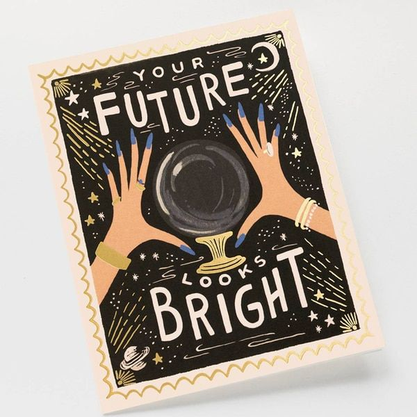 Your Future Looks Bright in 2020 | Greeting card shops ...