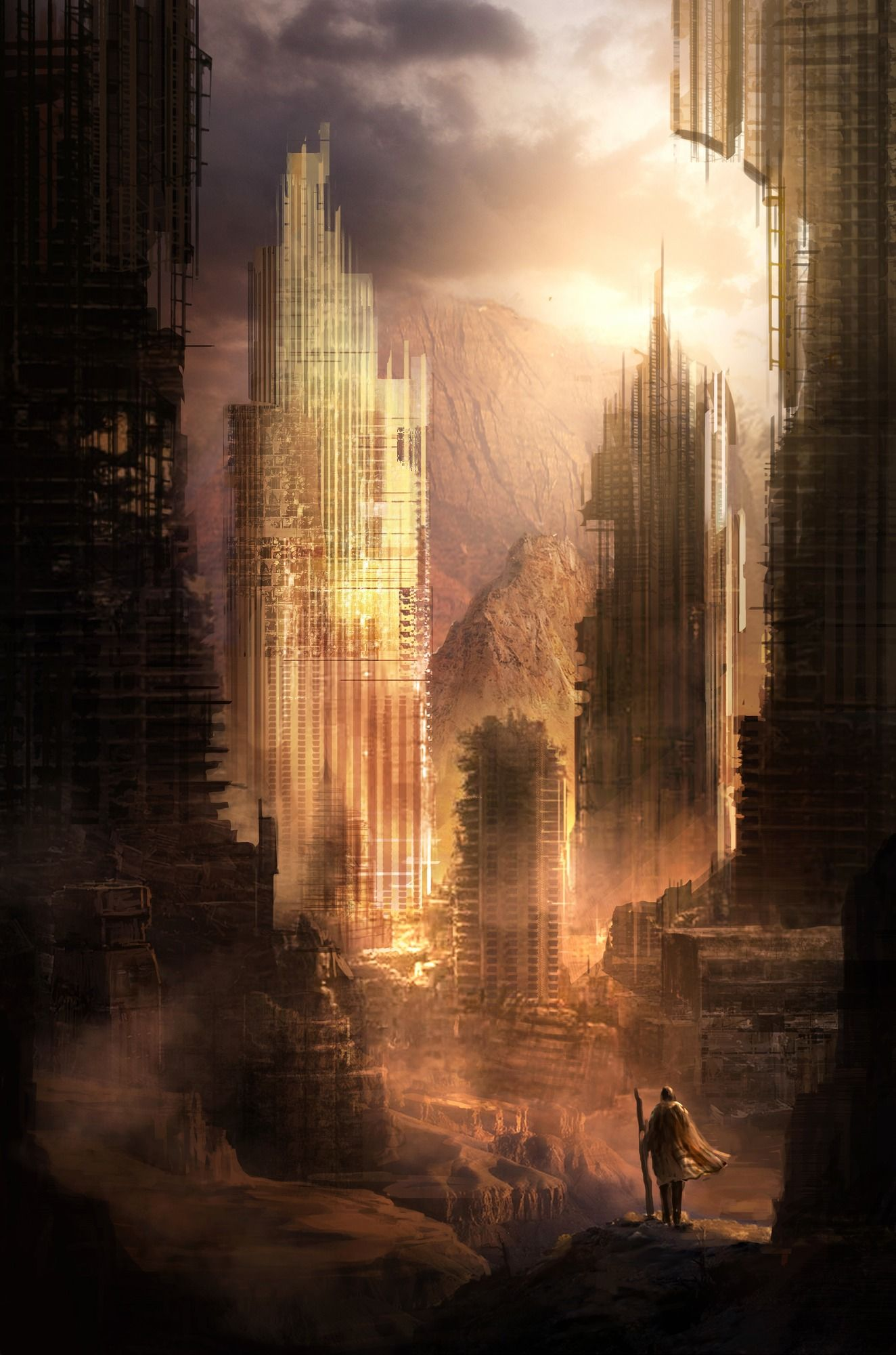 fantasy and sci-fi art | Tumblr