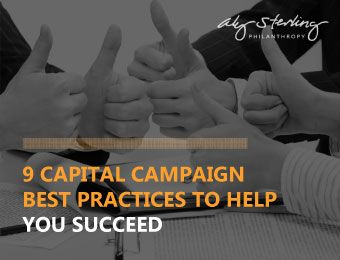 Consider these capital campaign best practices.