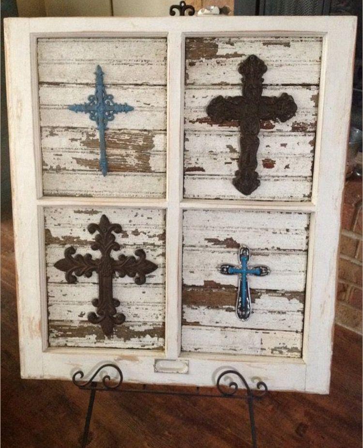 Pin von Casey Basco auf Old window   Pinterest   Holz Ideen, Fenster ...