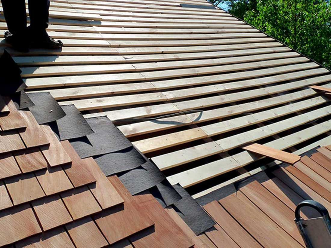 New Jersey Wood Shake Roof Installation Cedar Roof Cedar Shingle Roof Roof Installation