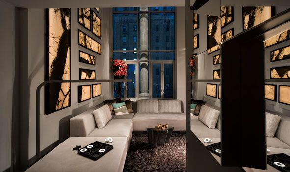 A Thorough Look At The Recently Remodeled Extreme Wow Makeover Suites At  The Lexington W Hotel Designed By Architectural And Interior Design Firm  BBG BBGM.