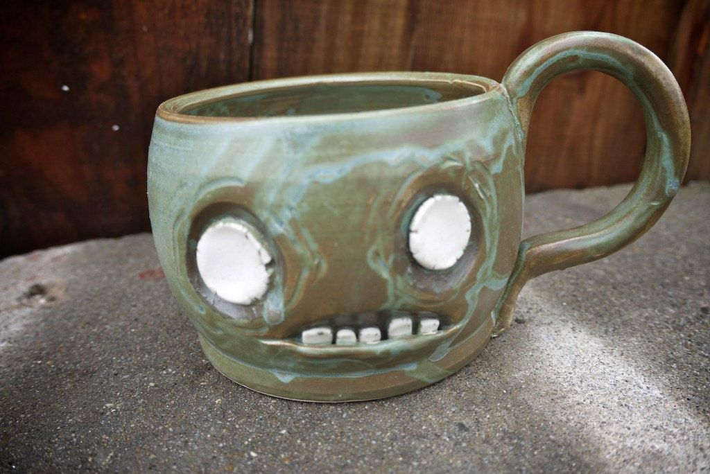Zombie Coffee & Tea Mugs #teamugs