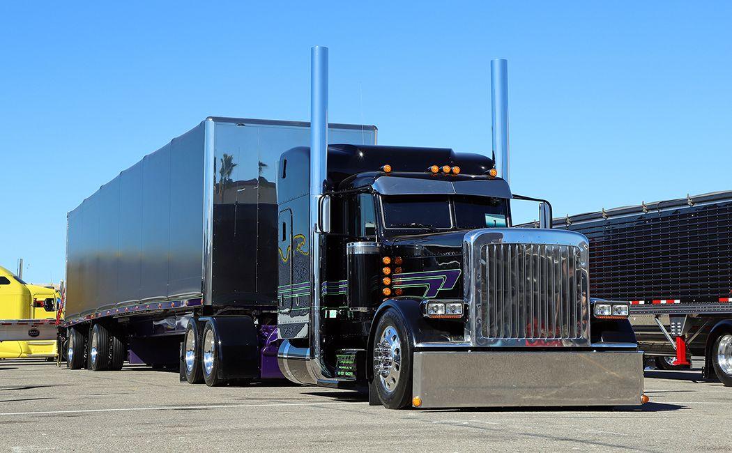 Pin by david w on Trucks/big rigs in 2020 Big rig trucks