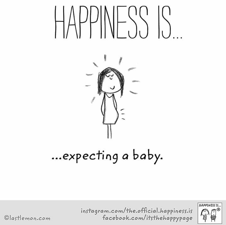 Happiness Is Expecting A Baby Cute Happy Quotes Happy Quotes Expecting Baby Quotes