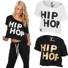 blusas de hip hop para mujeres - Buscar con Google  54dbded2713