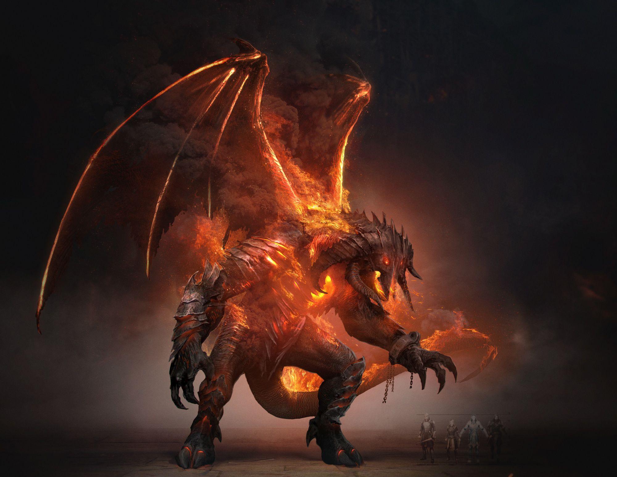 Balrog Balrog Shadow Of Mordor Middle Earth Art