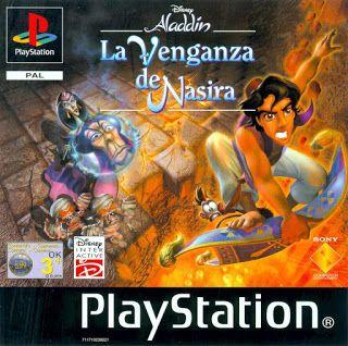 Aladdin La Venganza De Nasira Br Ps1 Com Imagens
