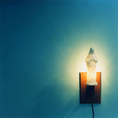 Virgin Mary Night Light  Catholic Faith  Virgin Mary -4562