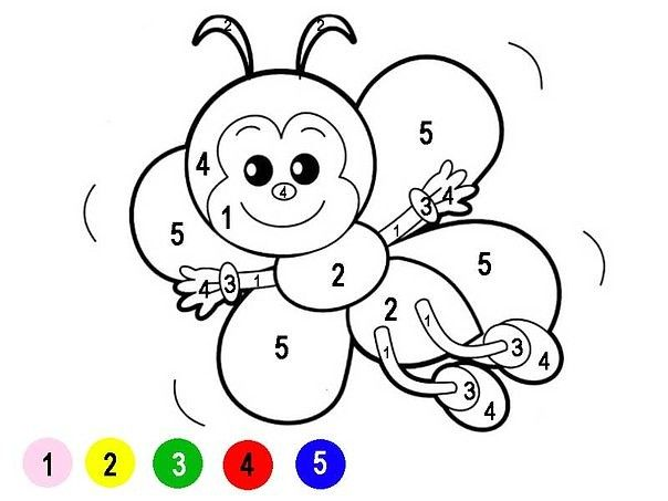 Coloring pages numbers free printables is part of Numbers preschool - tipssundvorlagen blogspot com