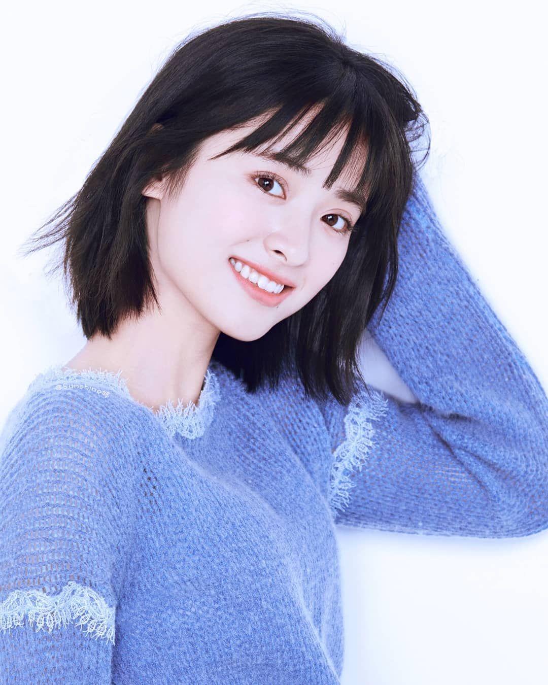 Shen Yue Meteor Garden Long Hair Styles A Love So Beautiful