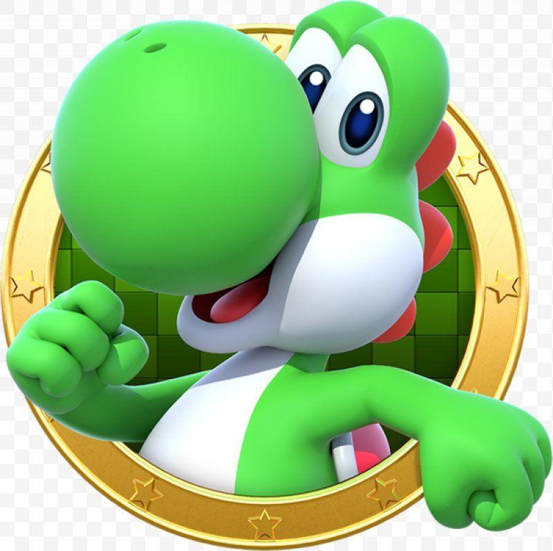 Mario Mario Party Star Rush Mario Yoshi Luigi Rosalina Png Mario Party Star Rush Donkey Kong Green Luigi Mario Mario Yoshi Yoshi Mario Party