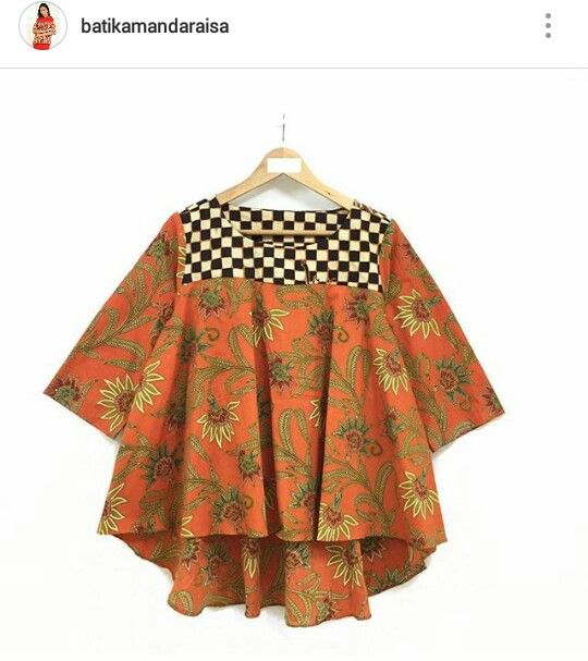 Idea By Uray Yunita On Batik