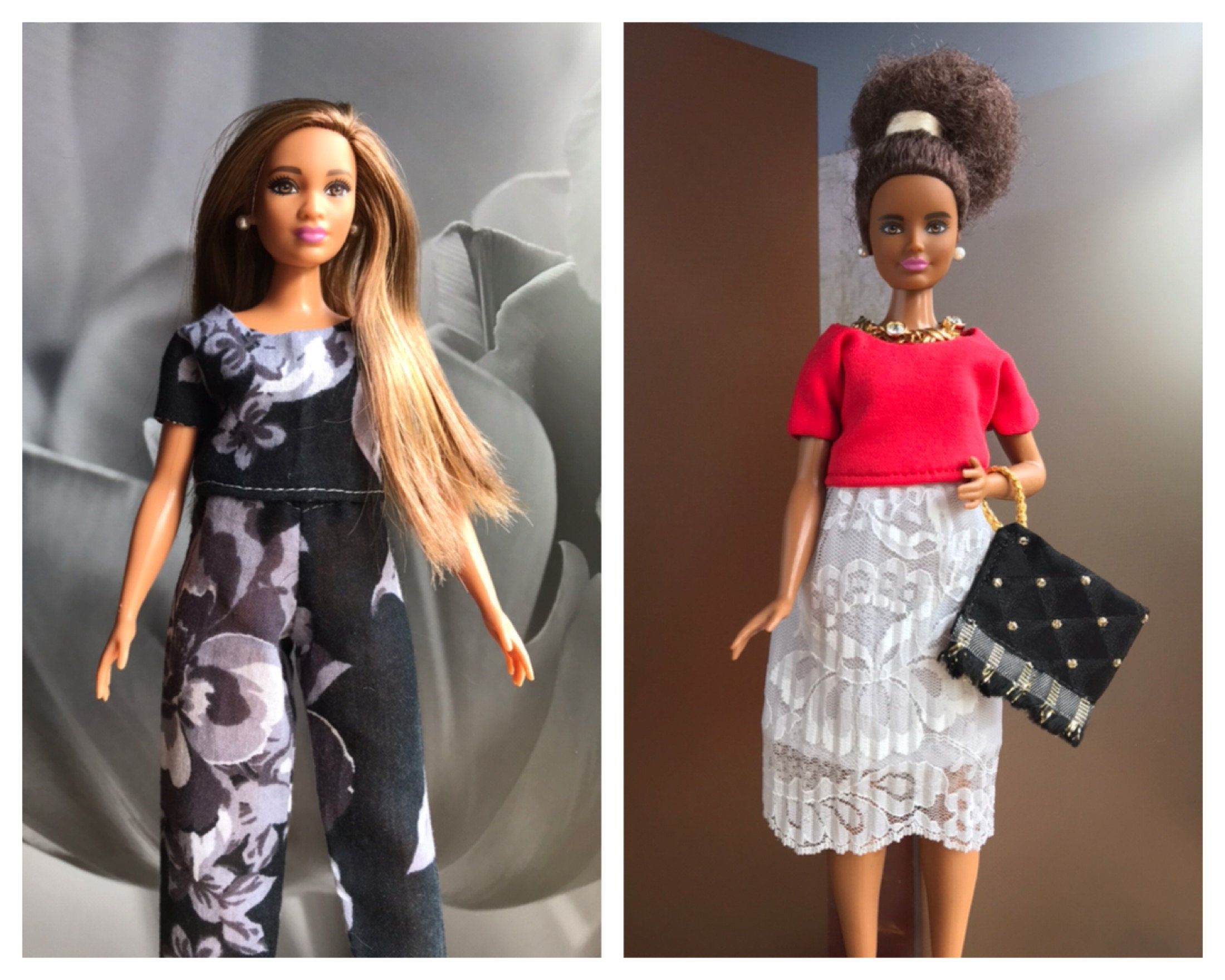 Doll Panties for Curvy Barbie