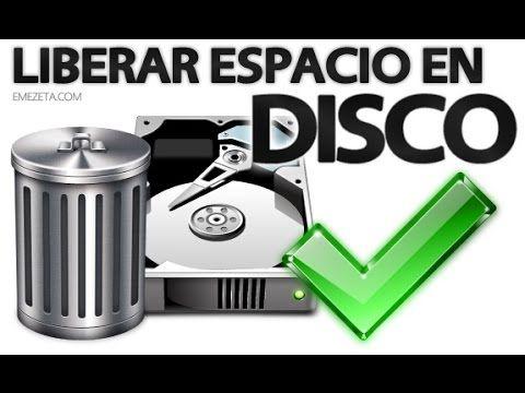 Como Liberar Espacio En El Disco Duro En 10 Formas En Windows 7 Youtube Disco Disco Duro Como Liberar Espacio