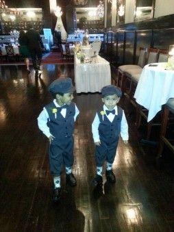 Uncle Alfredo's boys......