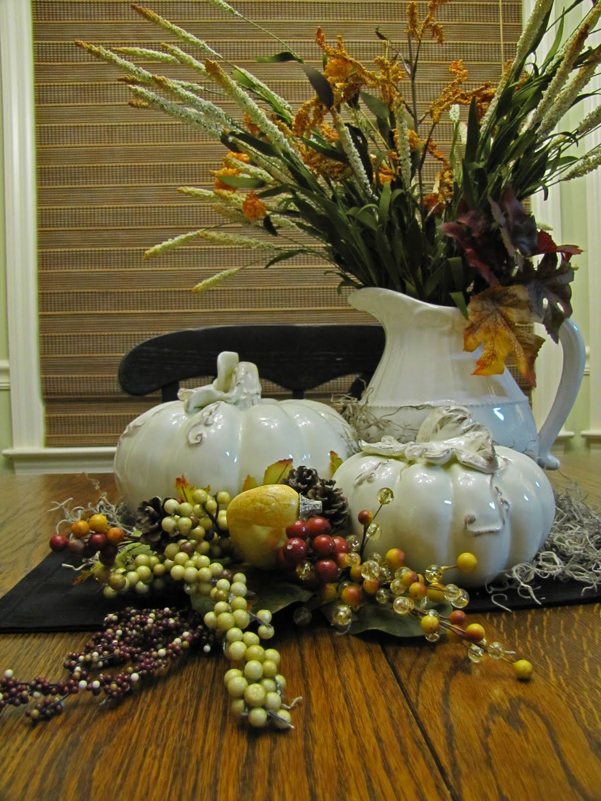 Country harvest centerpiece cowboy pinterest