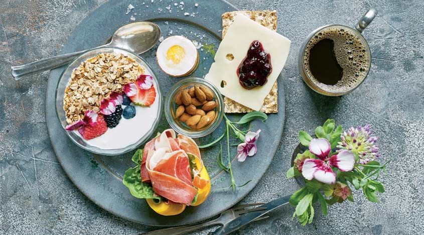 Como es la dieta escandinava
