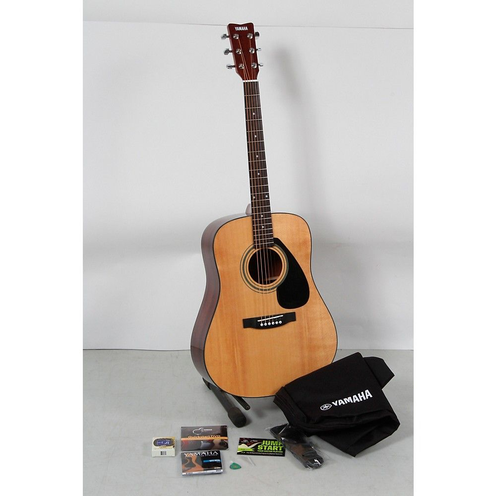 Yamaha Gigmaker Deluxe Acoustic Guitar Pack Yamaha Guitar Acoustic Guitar Fender Acoustic Guitar