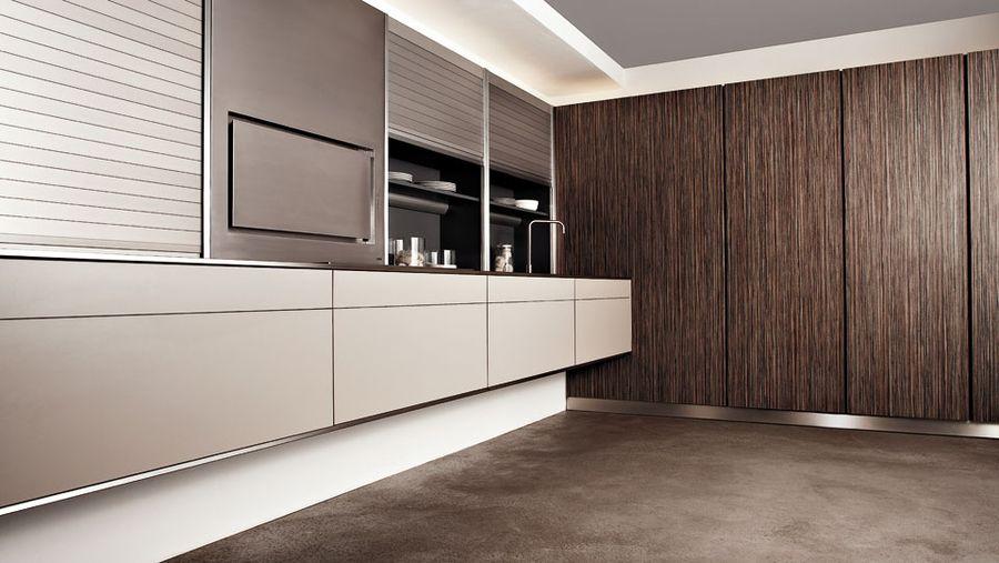 asto keukens - eggersmann - edelstaal zebrano | keuken, Kuchen