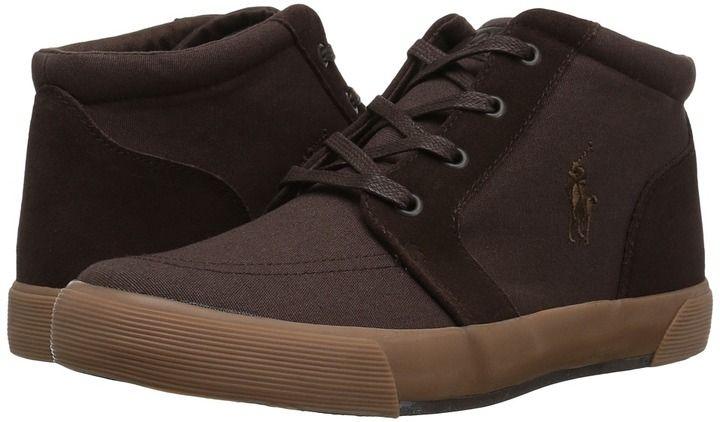 Polo Ralph Lauren Faxon II Mid Boy's Shoes | Products | Kids