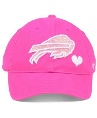 d5fcc902 47 Brand Girls' Buffalo Bills Sugar Sweet Mvp Cap - Pink Adjustable ...