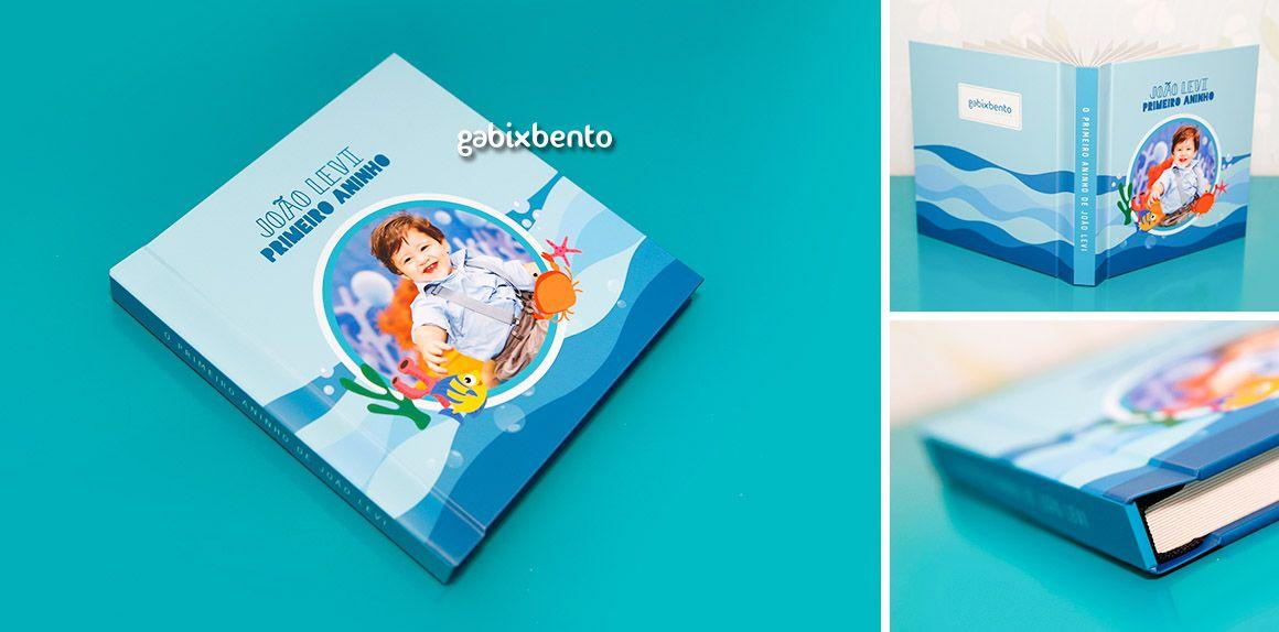 Comprar Album De Fotos E Fotolivro Personalizado Gabix Bento