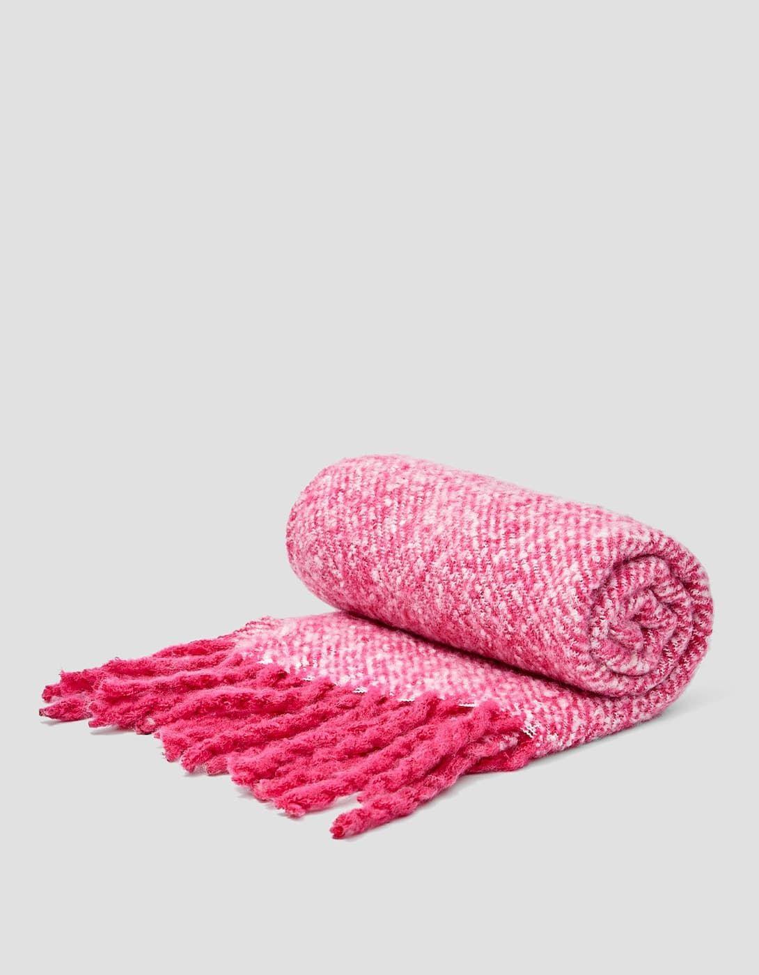 Bufanda de hilo - Bufandas y pañuelos de mujer  96a6d81d4cf