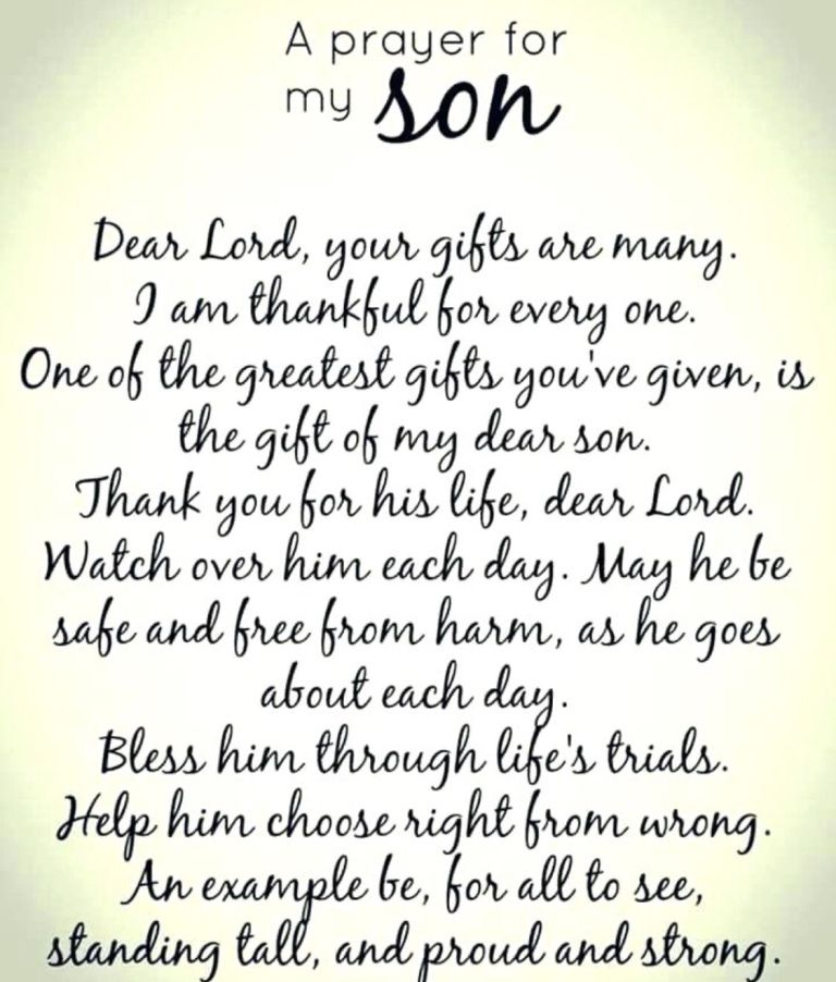 Love You And Miss You My Son Quotes Prayer For My Son Birthday Wishes For Son