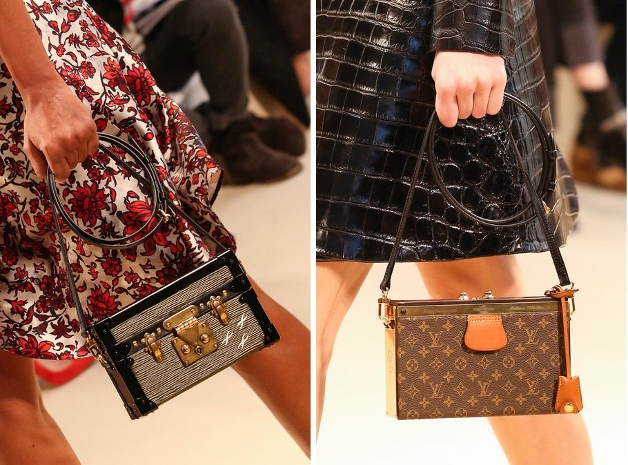 5492f3c6af78 Louis Vuitton Petite Malle Will Be The Next