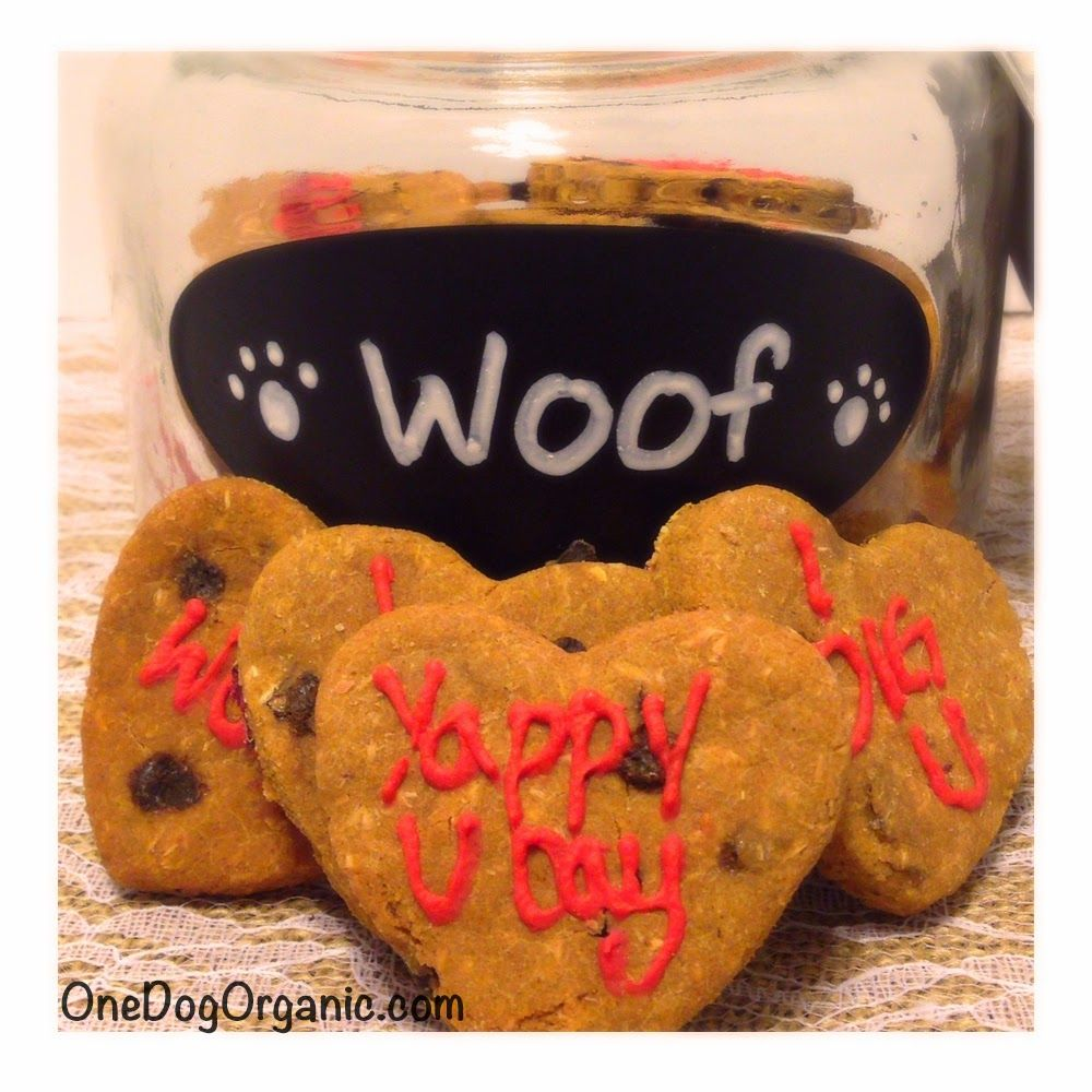 Valentine's Day Doggy Treats 1.50 OFF Coupon for One
