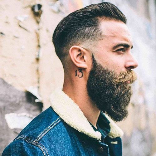 hipster beard styles 2018 beards pinterest barbe. Black Bedroom Furniture Sets. Home Design Ideas