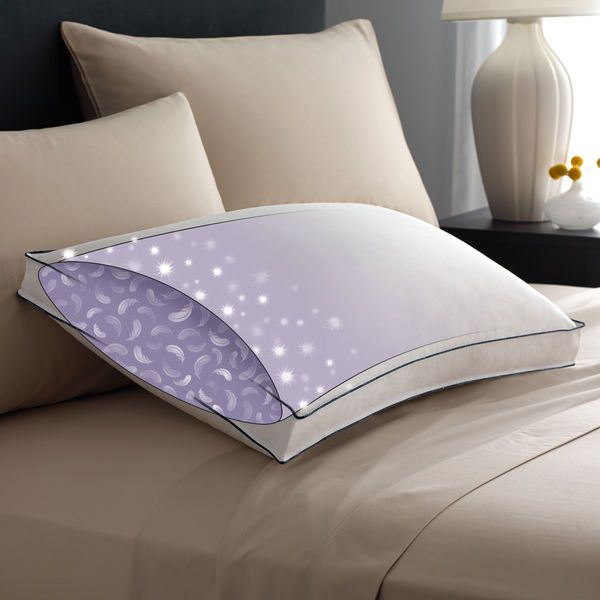 Lovely Double DownAround Firm Pillow Bed Pillows