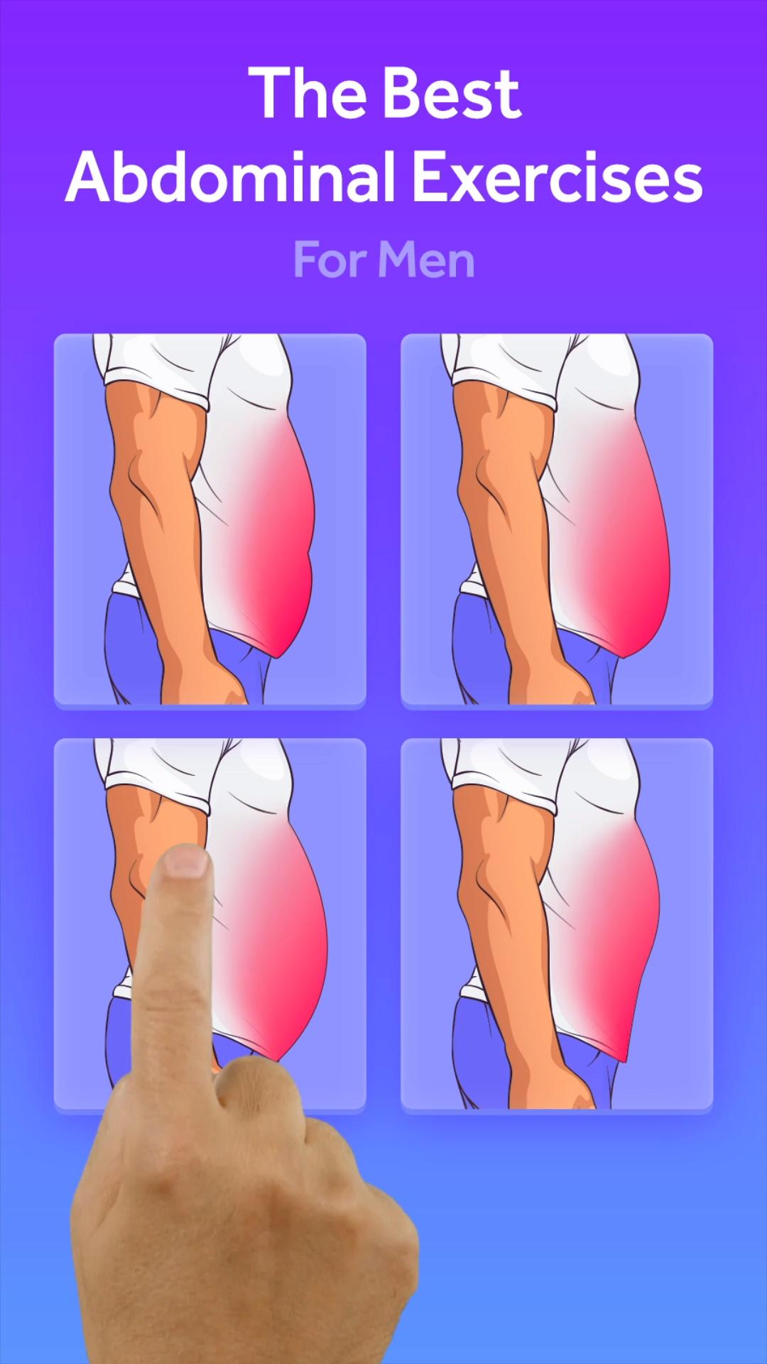 Effective abdominal exercises