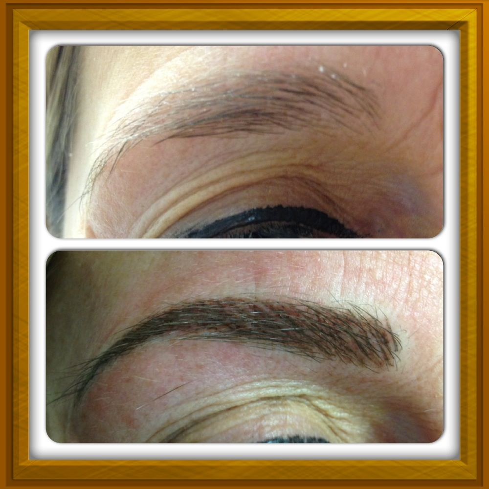 Semi Permanent Makeup By Donna Sheffield Permanent Make Up