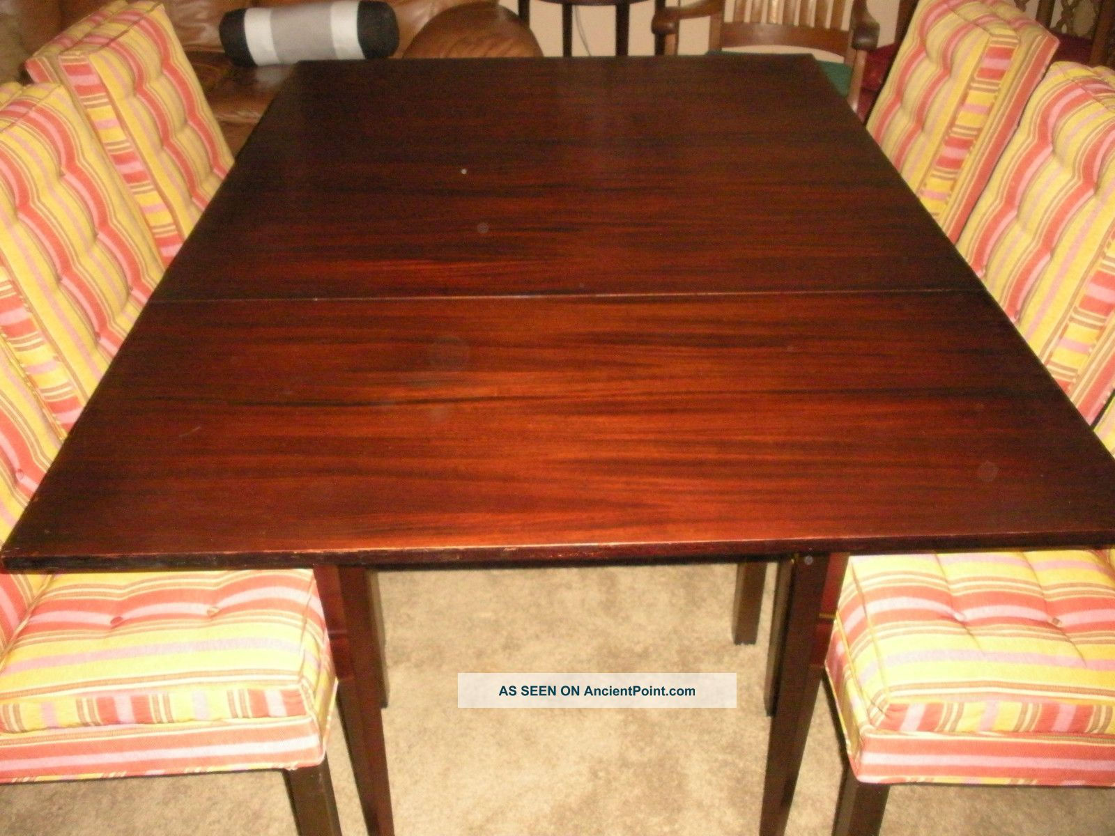 Awesome Antique Mahogany Dining Table Modern