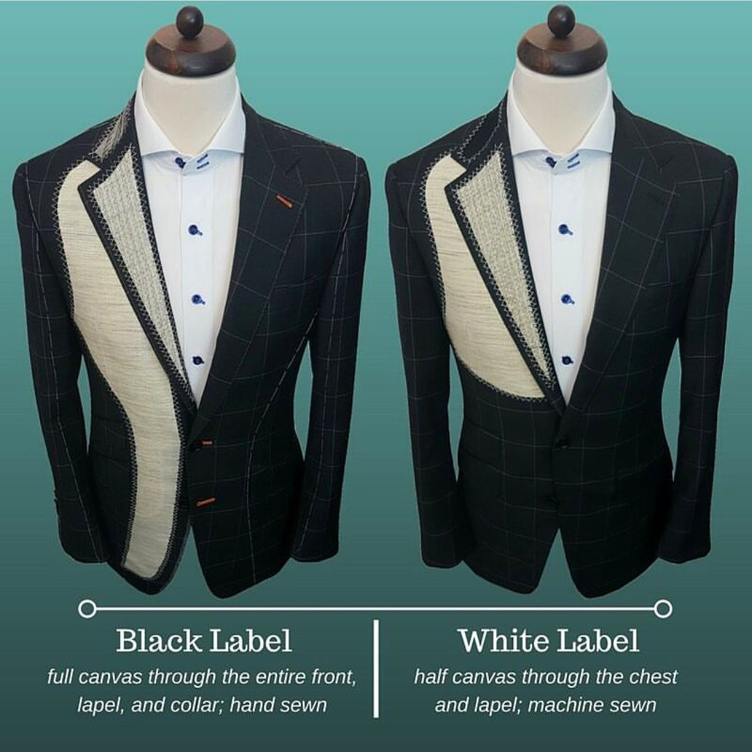 Ever Wondered What The Inside Of A Bespoke Garment Looks