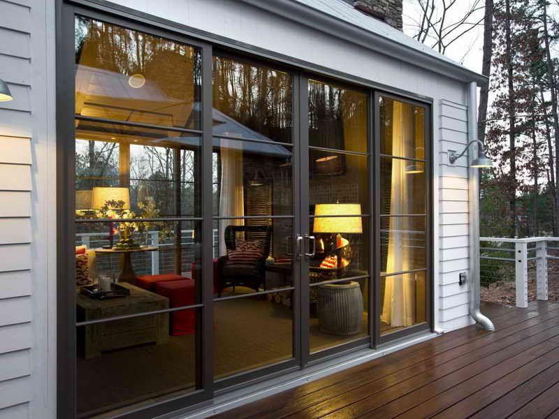 Images French Doors Replace Garage Doors | ... Doors Closet Installing  French Doors In