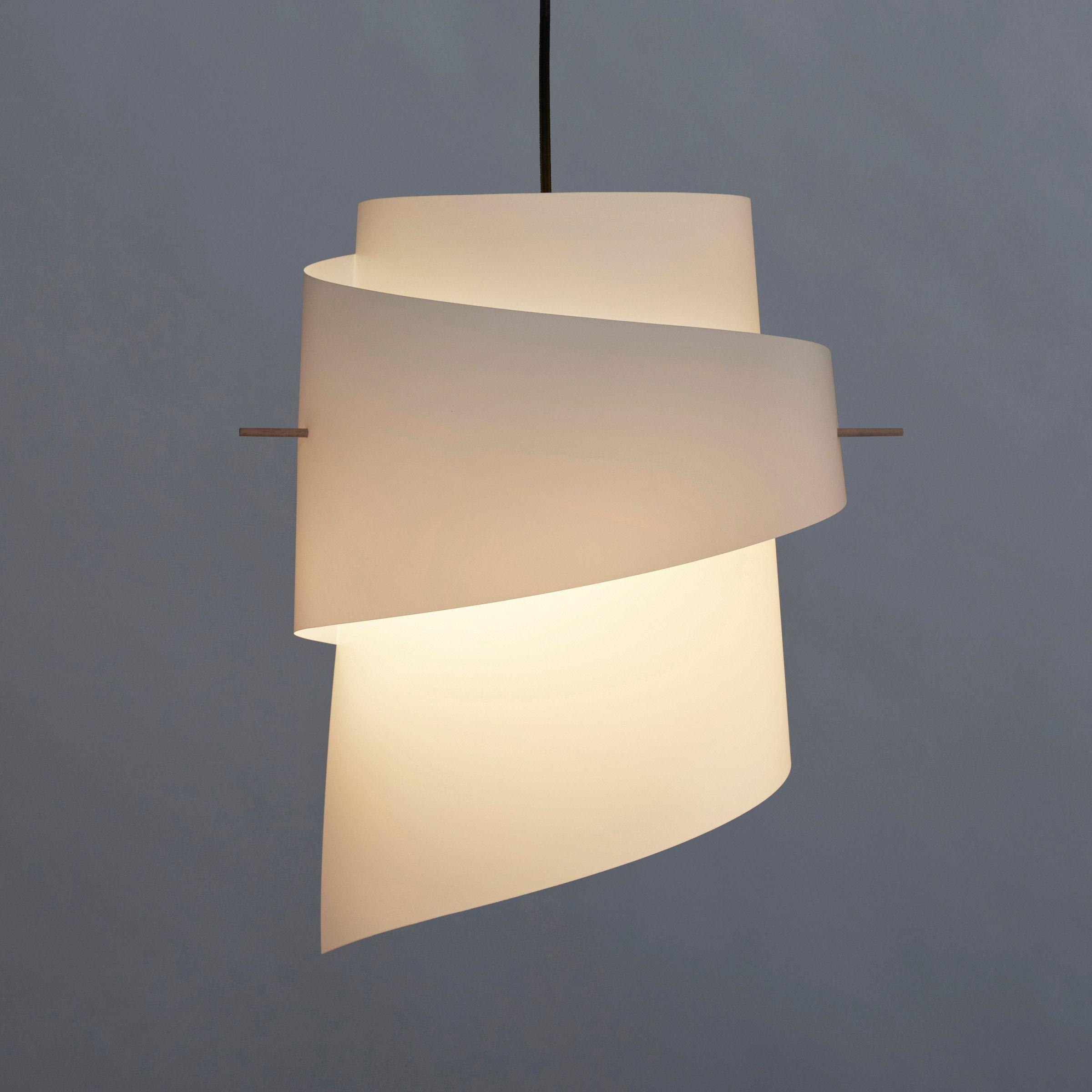 Luci Fai Da Te handmade ml01 lamp large plastic white by moijn // noorverk