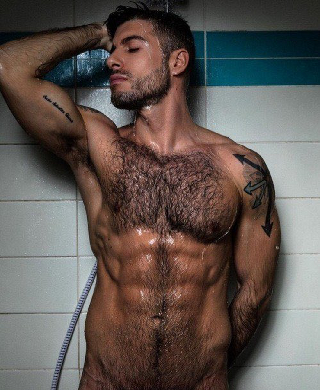 Pin On Shower Time
