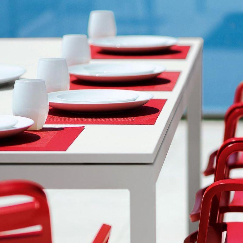 Ethimo Flat Gartentisch Ausziehbar 160 250 Cm In 2020 Furniture