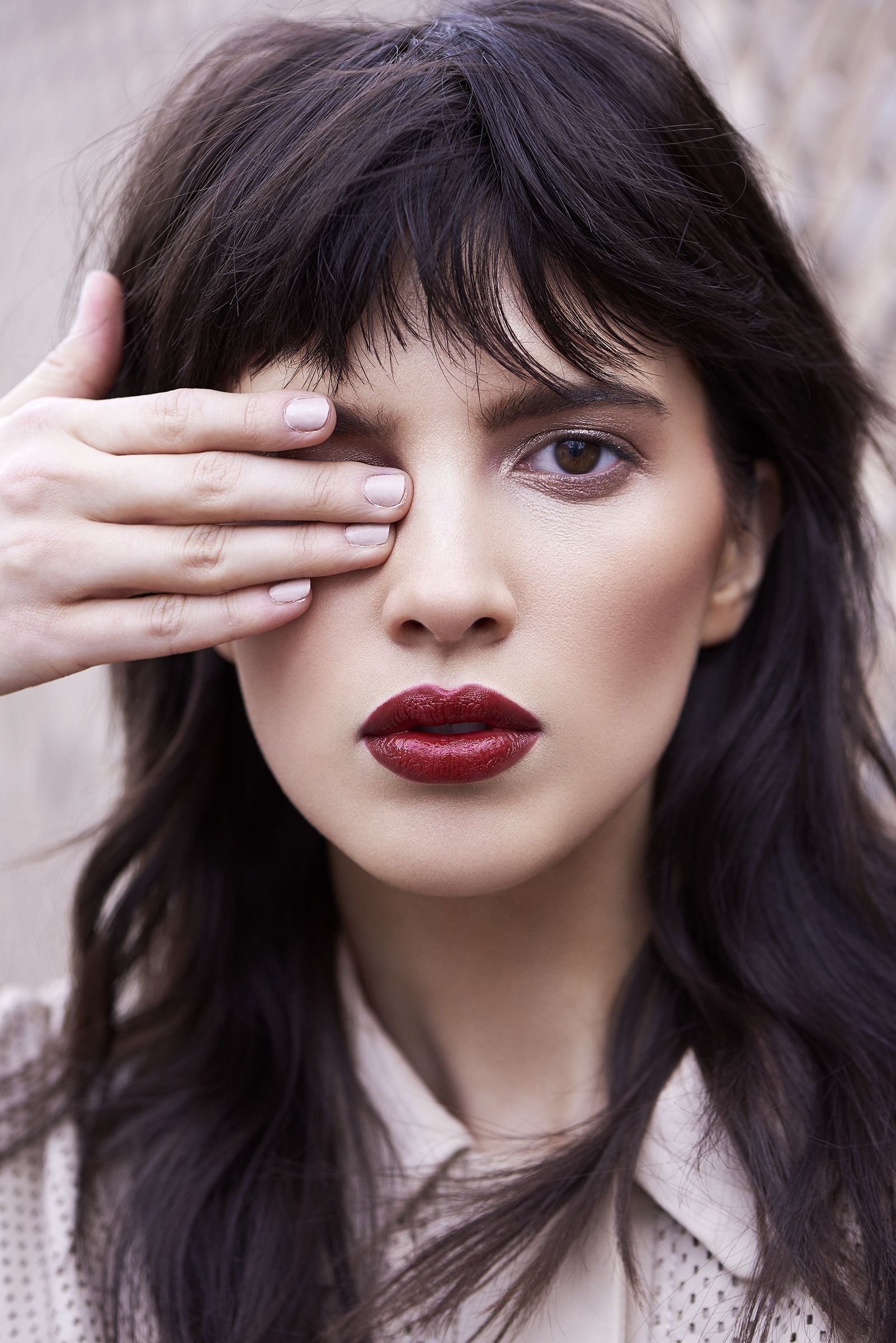 Makeup & Hair: Leanna Ernest of MP Factor Chicago, Model