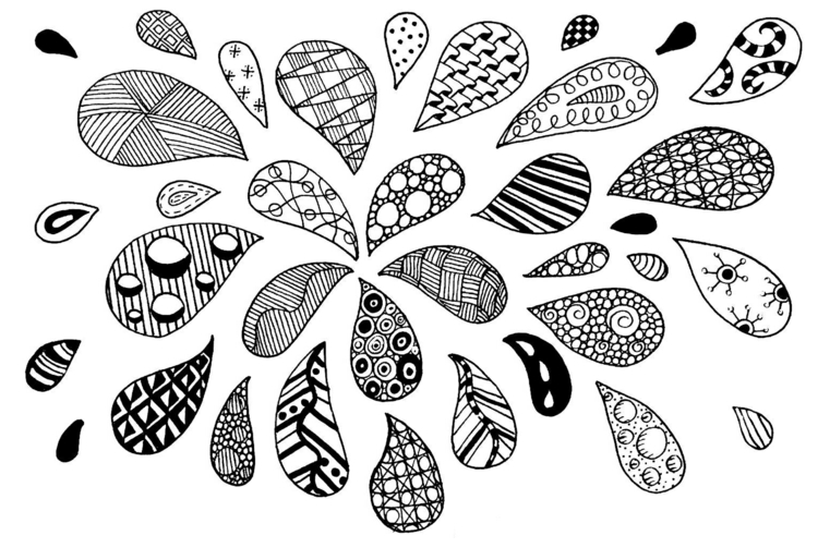 Vorlage Fur Einen Kunterbunten Schmetterling 14