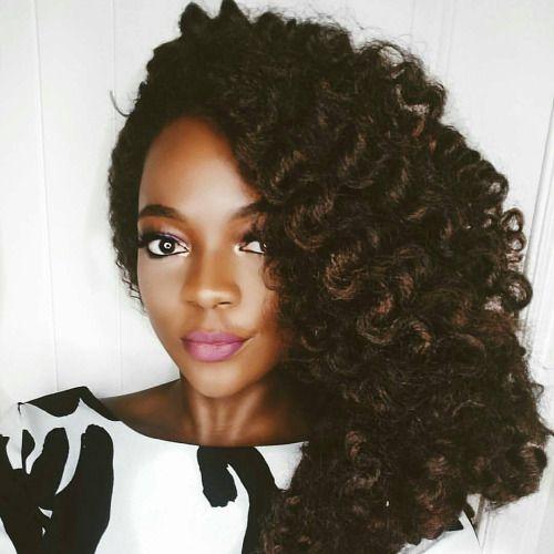 Pretty!  @tolaniav #LuvYourMane #melanin #blackisbeautiful #naturalbeauty #naturalhair #igersoftheday #blackgirlmagic #blackgirlsrock