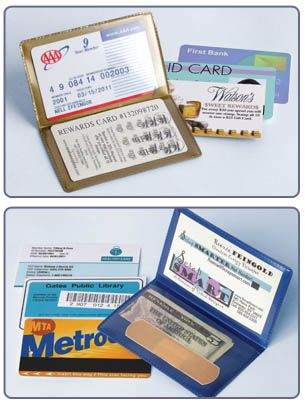 Folding Business Card Holders Archival Poly Plastic Blank Folded Business Cards Business Card Holders Discount Card