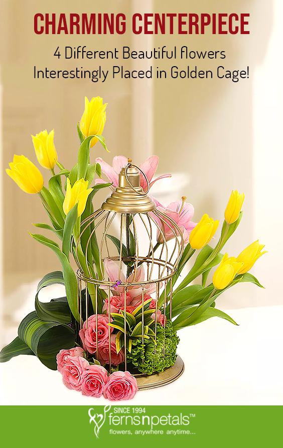 Flowers Centrepieces GiftIdeas HomeDecor