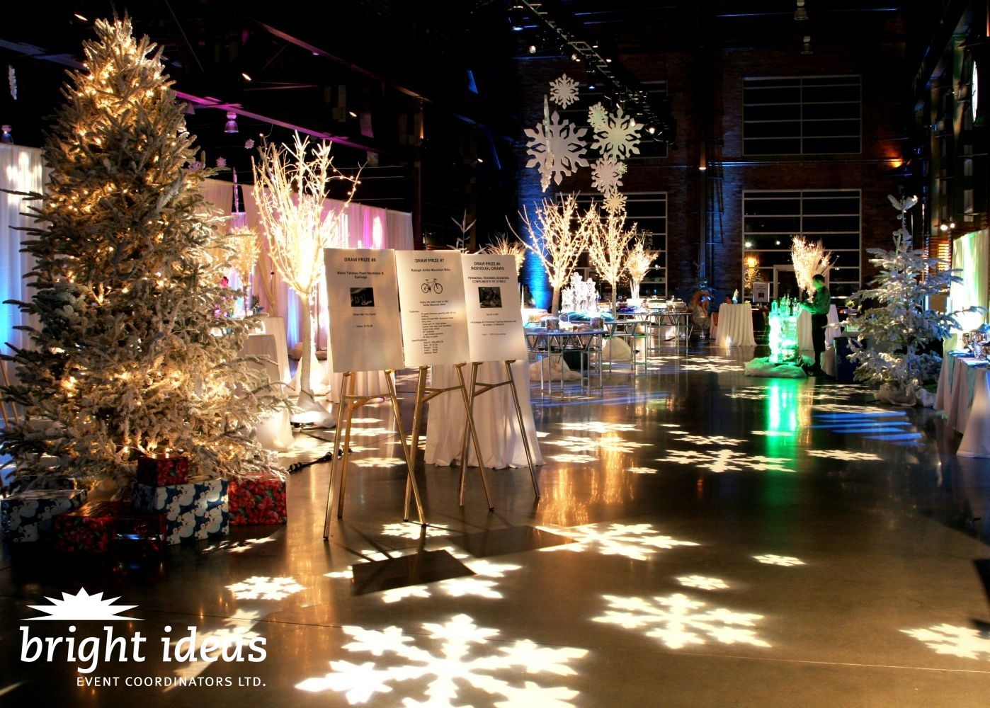 Themed Special Corporate Events Winter Wonderland Vancouver Corporate Christmas Parties Winter Wonderland Theme Holiday Party Themes