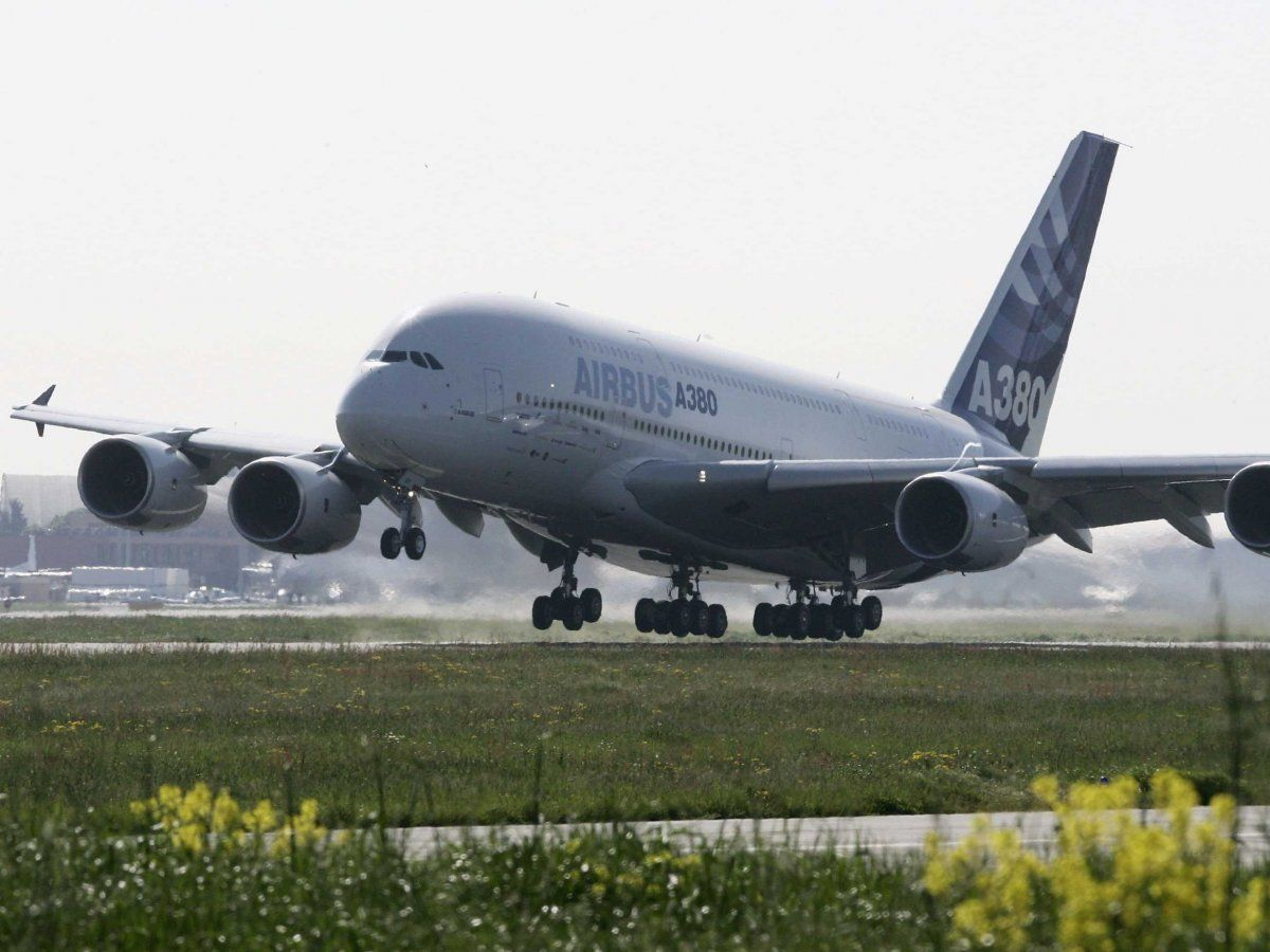The giant Airbus A380 is 10 years old, and facing major