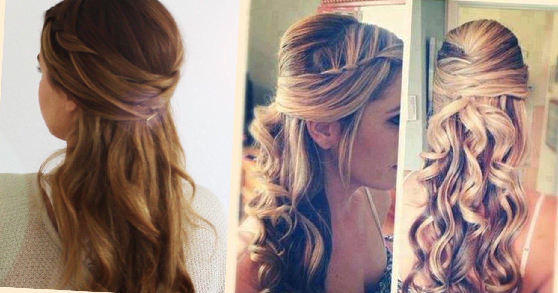 Festliche Frisuren Konfirmation Haarfrisuren Zum Selber Machen