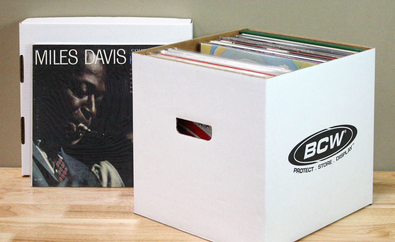 33 Rpm Vinyl Storage Box Record Storage Box Vinyl Record Storage Box Vinyl Storage